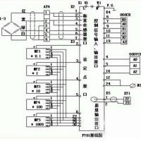 称重传感器如何与安全盾地磅防干扰PLC连接?